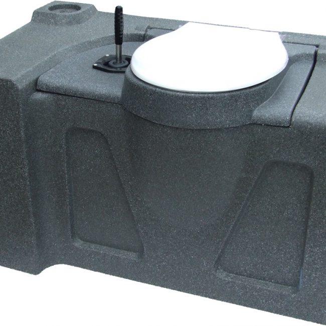 Recirculating Flush Tank (Complete) High Capacity Flat Floor