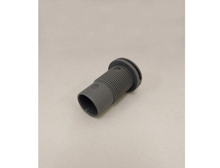 Discharge Nozzle /w Backnut