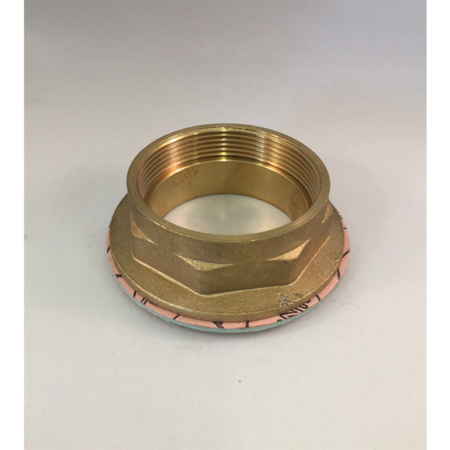 "2 ¼"" Bulkhead Mechanical Flange"