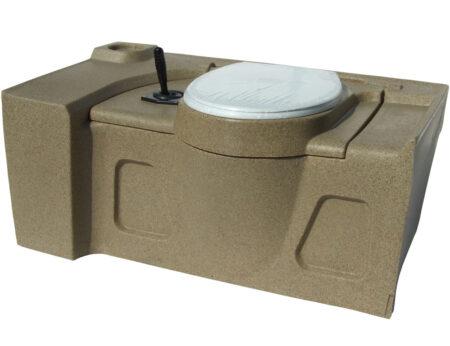 Recirculating Flush Tank (Complete) Low Flat Floor