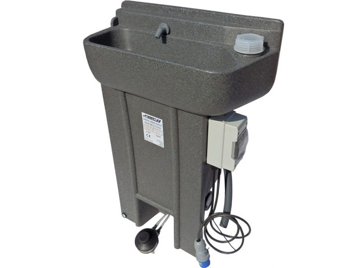 Self Contained Hotwater Handwash Sink (Complete)