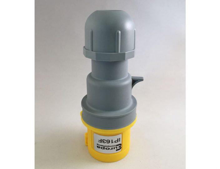 110v Wall Mounted Heater Plug