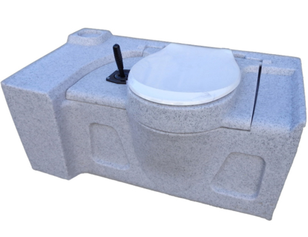 Recirculating Sump Floor Flushtank