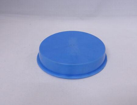"3"" Blue Push Plug"