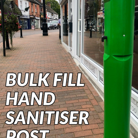 Hand Sanitiser Dispenser Station (5 Litre)