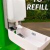 Hand Sanitiser Dispenser Station (5 Litre)