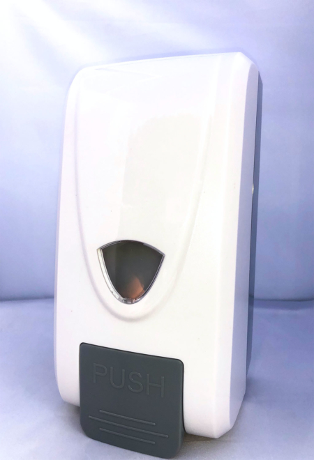 Wall Mounted Hand Soap and Sanitiser Dispenser
